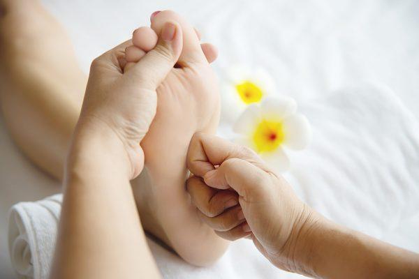 Foot-Massage